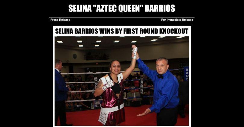 Selina Barrios Snip 1 August 2019