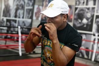 Leo Wilson Premier Boxing ChampionsPremier Boxing Champions porter